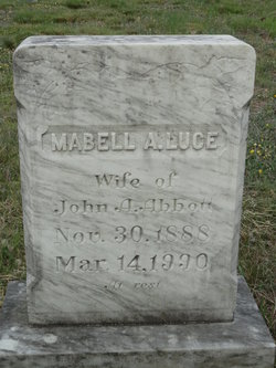 Mabell Alice <I>Luce</I> Abbott