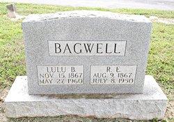 "Robert Edgar ""R.E."" Bagwell"