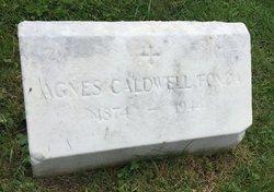 Agnes Caldwell Fonda