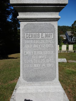 Dennis Edgar May
