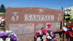 Hazel Lorene <I>Chapman</I> Sampsel