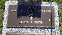 Janet J. <I>Thompson</I> Smith
