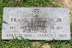 Frank F. Pirson, Jr