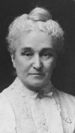 Harriet A <I>Austin</I> Townsend
