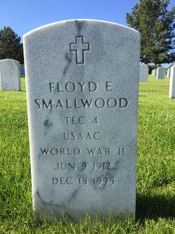 Floyd E Smallwood