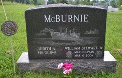 """William Stewart """"Bill"""" McBurnie, Jr"""