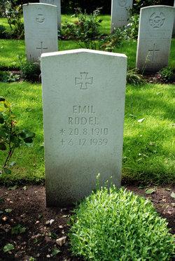 Emil Rödel