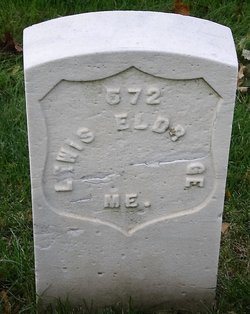 PVT Lewis Eldridge