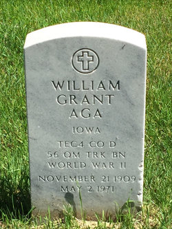 William Grant Aga
