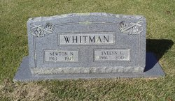 Margaret Evelyn <I>Cook</I> Whitman