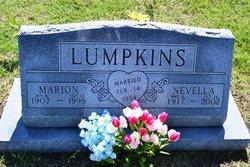 Marion Edmond Lumpkins