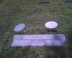 """Eulus G. """"Dude"""" Maxwell"""