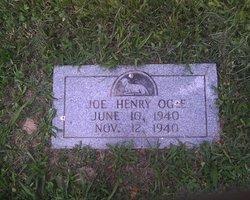 Joe Henry Ogle