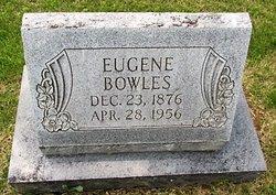 Eugene Bowles