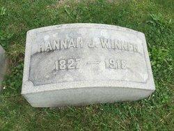 Hannah Jane <I>Guyer</I> Winner