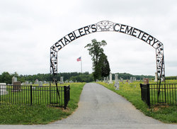 Stablers Church Cemetery