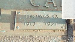 Thomas Odell Carter