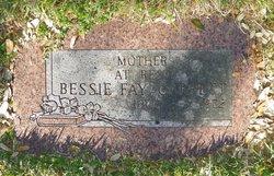 Bessie Faye <I>Hunt</I> Garrett