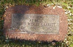 Rufus Wesley Garrett