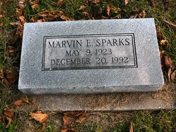 Marvin E. Sparks