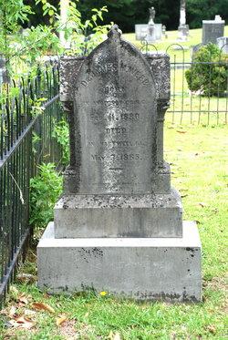 Dr James Madison Webb