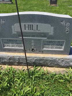 Grace M. <I>Fulte</I> Hill