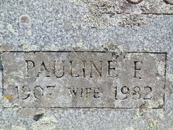 Pauline Franklin <I>Preston</I> Cole