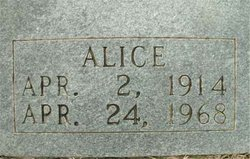 Alice Marie <I>Ellis</I> Jeffries