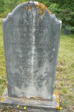 Abigail <I>Haskell</I> Angell