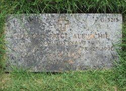Harold Price Albuschie