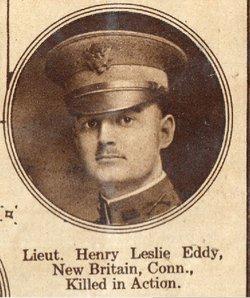 LT Henry Leslie Eddy