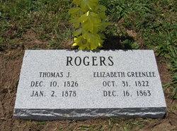 Elizabeth <I>Greenlee</I> Rogers