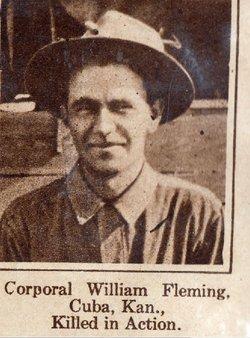 CORP William Fleming