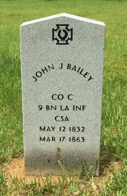 Pvt John J Bailey