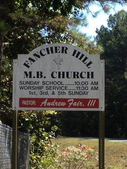 Fancher Hill Church Cemetery