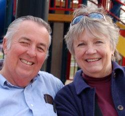 Jan and Carol Van de Wetering