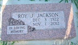 """Roy Jay """"Tucker"""" Jackson"""