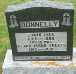 "Edwin Lyle ""'Ed'"" Donnelly"