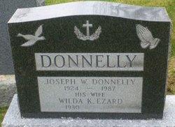 """Joseph W """"Joe"""" Donnelly"""