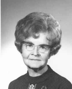 Edith Allene <I>Doolittle</I> Bishop