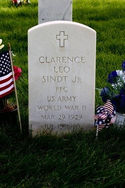 Clarence Leo Sindt, Jr