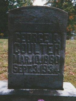 George Beauregard Coulter