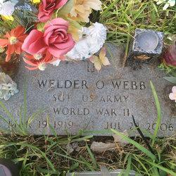 Welder Odis Webb