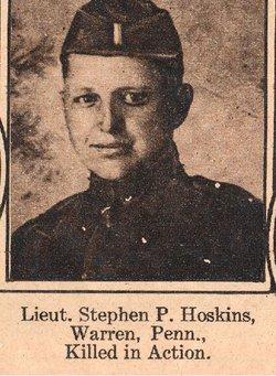 1LT Stephen P. Hoskins