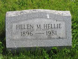 Helen M <I>Kuehner</I> Hellie