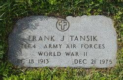 Frank Joseph Tansik