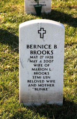Bernice B Brooks