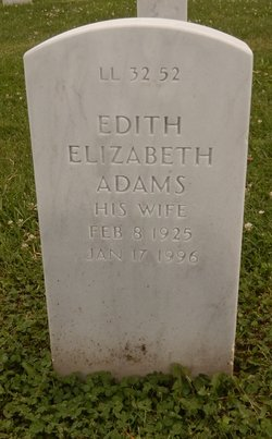 Edith Elizabeth Adams