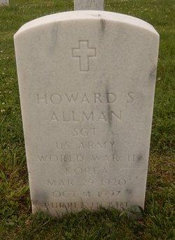 Howard S Allman