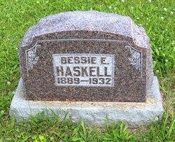 Bessie E. Haskell